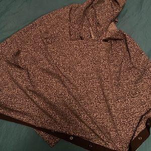 Lululemon vinyasa scarf/wrap